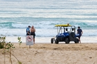 Tathra Beach in New South Wales was closed after the attack. Photo / Alison Newbold