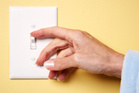 Only heat the rooms you are using and turn off appliances at the wall. Photo/Thinkstock