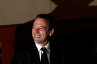 Graeme Hart may think it's time to plan an exit strategy.