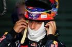 Australian Daniel Ricciardo. Photo AP