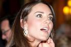 Catherine, The Duchess of Cambridge. Photo / AP