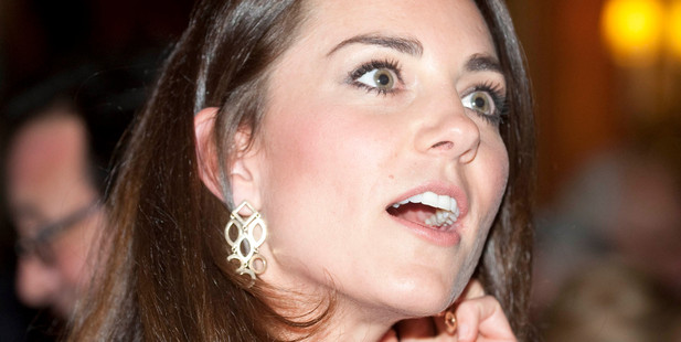 Catherine, The Duchess of Cambridge. Photo / AP