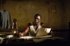 Idris Elba in Mandela - The Long Walk to Freedom.