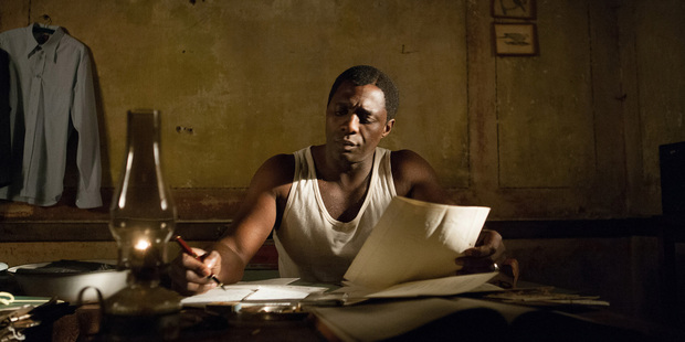 Idris Elba in Mandela - The Long Walk to Freedom.