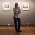 AP photographer Anja Niedringhaus attends an exhibition of her work in Berlin.