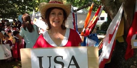 Julie Pigneri from Texas, USA.