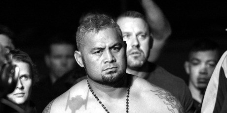 Mark Hunt. Photo / Getty Images.
