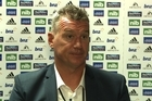 Auckland Blues head coach John Kirwan said, this was his teams best performance, 'we've been asking the boys to play for 80 minutes and I think they done that tonight'. A strong defensive start set a good platform which helped keep the Highlanders scoreless, winning 32-12 at Eden Park.