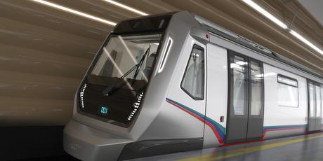 The BMW train.