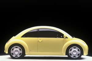 VW Beetle Concept One