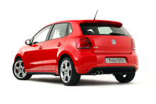The VW Polo GTi is currently priced at $34,750.