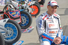 Nicki Pedersen, who is riding in the world GP series at Western Springs tomorrow night, is one of the most controversial and criticised riders on the circuit. Photograph / Greg Bowker