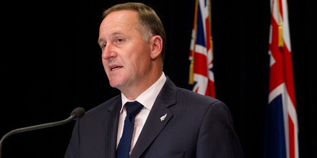 Loading Prime Minister John Key. Photo / Mark Mitchell