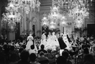 Fashion Show in Sala Bianca Pitti Palace florence, 1955. Photo / Supplied.