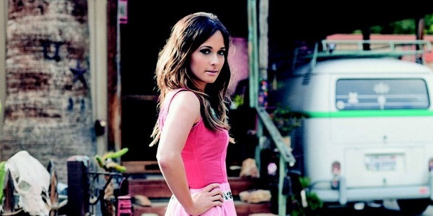 Country music star, Kacey Musgraves.