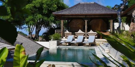 Bersantai Villas, Bali. Photo / Supplied.