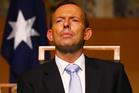 Tony Abbott. Photo / Getty Images
