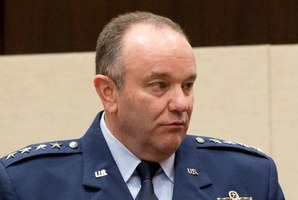 U.S. Air Force Gen. Philip Breedlove. Photo / AP