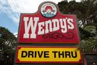 The Wendy's restaurant chain has gone to the High Court to try and stop a rival blocking one of the exits to its drive through lanes. Photo / NZ Herald