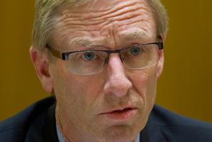 Reserve Bank Deputy Governor Grant Spencer.  Photo / Mark Mitchell