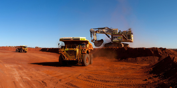 Economist Shane Garrett says mining investment is slowing more quickly than expected.