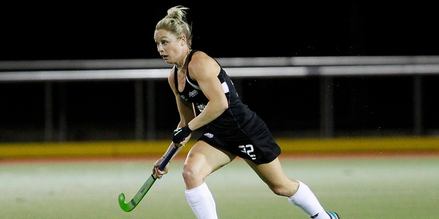 Black Sticks Anita Punt. Photo / Christine Cornege