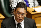 Mana Party MP Hone Harawira. Photo / Mark Mitchell