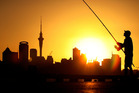 Auckland has plenty of time to prepare for earthquakes and higher tides. Photo / NZ Herald