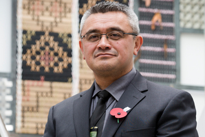 Former chief executive of Maori Television, Jim Mather.
