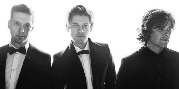 Hanson will play their first New Zealand show in August.