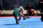 ON TRACK: Emily Naylor (pictured) says the Black Sticks women's team is ready for their hit out against Korea on Saturday.PHOTO/FILE