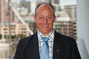Darren Harpur is now chief executive of Aduro Biopolymers.