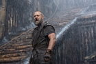 Russell Crowe stars as Noah in the Hollywood blockbuster. Photo / AP