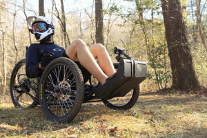 Horizon: The disability proof all-terrain electric bike. Photo / Horizon