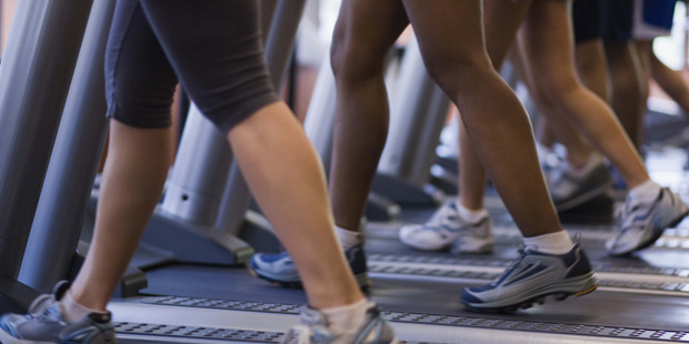 Mark Blake has a 50 per cent share in Australasia Blue, which has been awarded contracts to operate its Face 2 Face health and fitness programme at council leisure centres. Photo / Thinkstock