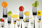 Eating seven or more portions of fruit and vegetables is great for your health. Photo / Thinkstock