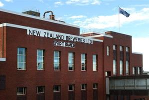 Speight's brewery. Photo / Otago Daily Times