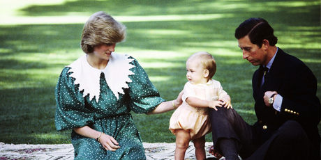 Prince William first visited NZ in 1983 with his parents, Princess Diana and Prince Charles. Photo / NZH