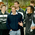 2005 - Prince William with the All Blacks in New Zealand. Photo / NZH