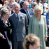 2012 - The Prince of Wales and Duchess of Cornwall, with Manawatu mayor Margaret Kouvelis during their visit to Feilding. Photo / NZH