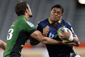 Malakai Fekitoa is a contender for the All Blacks. Photo / Getty Images