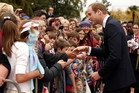The Duke of Cambridge is on a celebrity tour. Photo / Getty Images