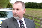 Detective Inspector Mark Gutry on up to 20 occasions looked at the police file of a sex worker he was visiting.  Photo / APN