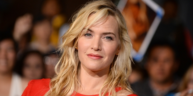 Kate Winslet says it's fascinating playing someone who is cunning and manipulative. Photo / AP