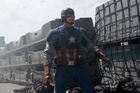 Captain America (Chris Evans) must go back to his World War II days to help Nick Fury.