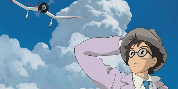 A scene from The Wind Rises.