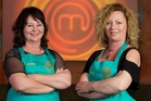 Sisters Shelley and Trudie Robinson dropped the ball in the MasterChef competition.