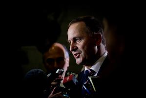 Prime Minister John Key. Photo / Sarah Ivey