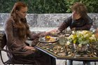 The piece of jewellery will be worn by Sansa (left) in Game of Thrones.