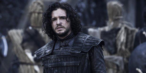 Kit Harington stars in Game of Thrones.